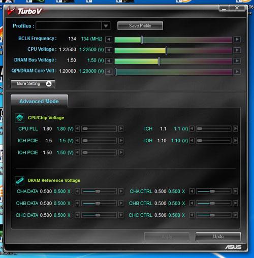 ASUS P6X58D Premium TurboV