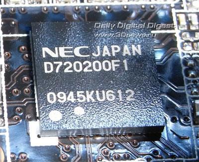 ASUS P6X58D Premium контроллер USB3.0