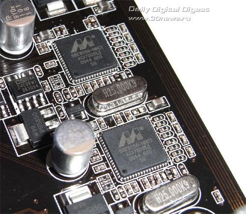 ASUS P6X58D Premium сетевой контроллер