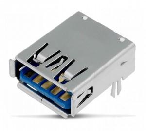 Розетка A SuperSpeed USB