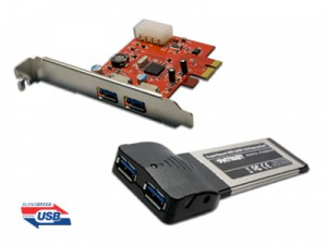 Patrior контроллеры SuperSpeed USB 3.0