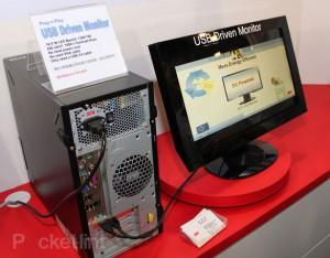 Первый USB 3.0 монитор от 3M