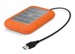 Ударопрочный LaCie Rugged USB 3.0