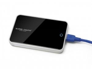 Портативный диск Super Talent Storage POD USB 3.0