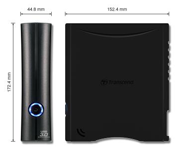 Transcend StoreJet 35T3 - USB 3.0 диск