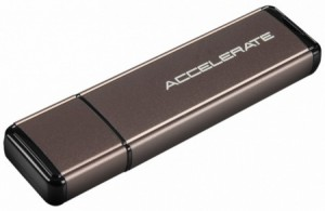 USB 3.0 флешка Sharkoon Flexi Drive Accelerate Duo