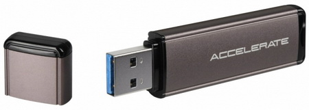 USB 3.0 накопитель Sharkoon Flexi Drive Accelerate Duo