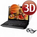 3D ноутбук Fujitsu Lifebook AH572
