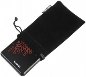 USB 3.0 диски Toshiba STOR.E ART4 комплектуются чехлом для переноски