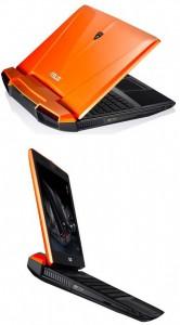 Дизайн ASUS Lamborghini VX7 позаимствовал у Murcielago LP640