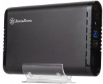 USB 3.0 HDD-box SilverSton Treasure TS07