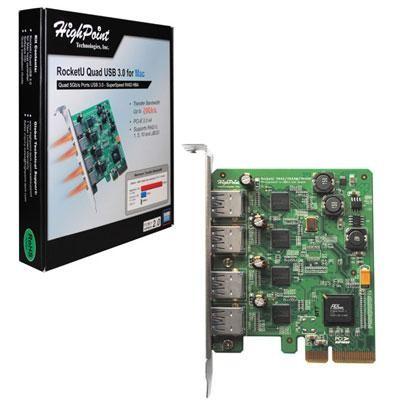 Контроллер USB 3.0 HighPoint RocketU 1144AR