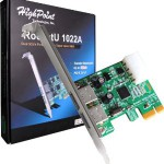 Контроллер USB 3.0 HighPoint RocketU 1022A