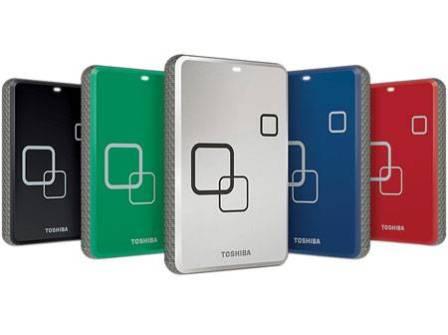 USB 3.0 переноски Toshiba CANVIO 3.0 и BASICS